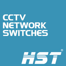 CCTV Network Switches
