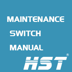 Maintenance Switch Manual